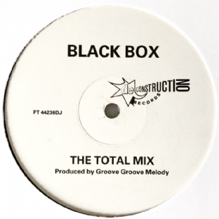 "Black Box ‎- I Don't Know Anybody Else (12"") (Promo) (VG/NM)"